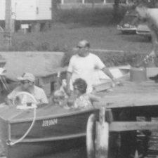 Historical image of Clark's Marina